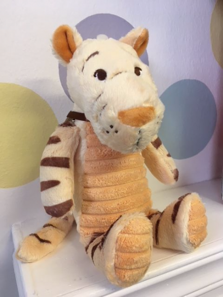 Classic Soft Tigger Toy